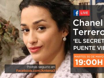 Chanel Terrero, Lucía en Puente Viejo, estará mañana en directo con todos los seguidores de la serie