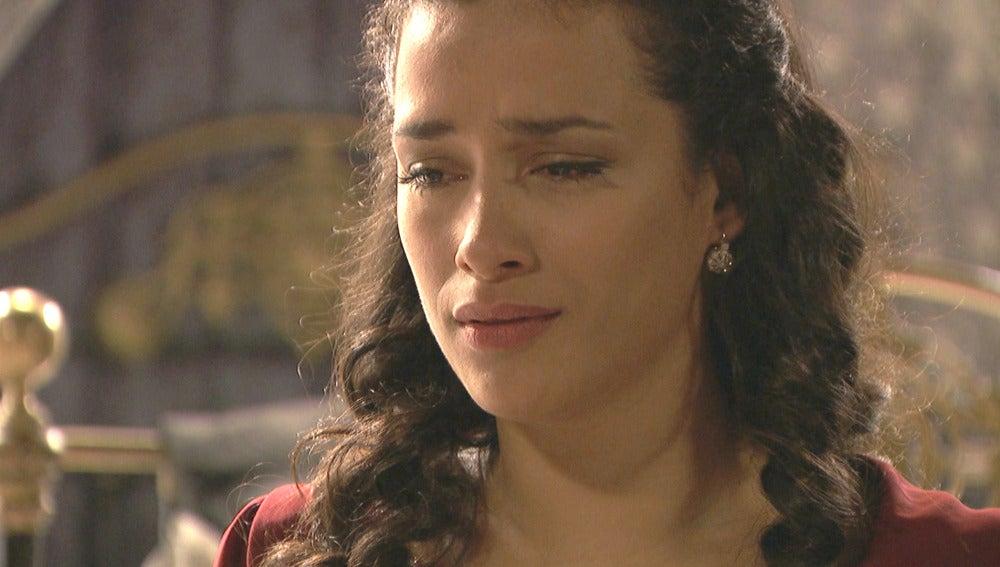 Lucía descubre las mentiras más crueles de Hernando