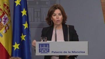 """Frame 16.986675 de: Gobierno ve una """"táctica preelectoral"""" en el """"victimismo"""" de Puigdemont"""