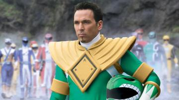 Jason David Frank como Power Ranger Verde