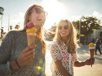 El helado es la estrella del verano