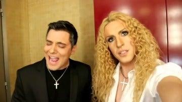 Fran Valenzuela y Keunam versionan 'La tortura' como Alejandro Sanz y Shakira