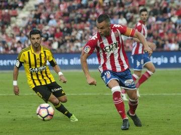 Amagat, jugador del Girona