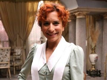 Marta Tomasa es Fe en 'El secreto de Puente Viejo'