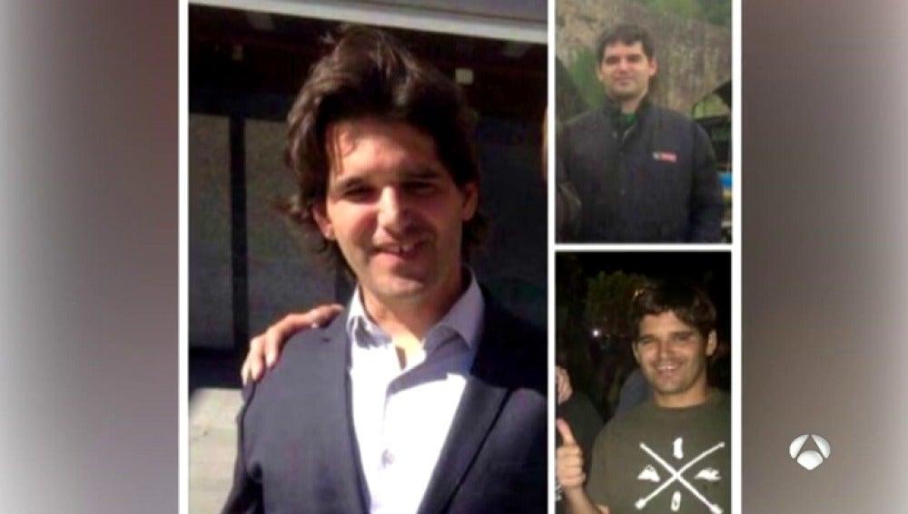 Frame 145.607619 de: Zoido confirma que el Gobierno ha entregado a Reino Unido las huellas dactilares del español desaparecido en Londres