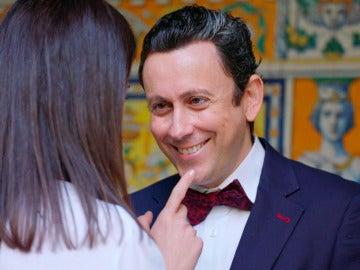 Cristóbal saca de quicio a Trini organizando la boda