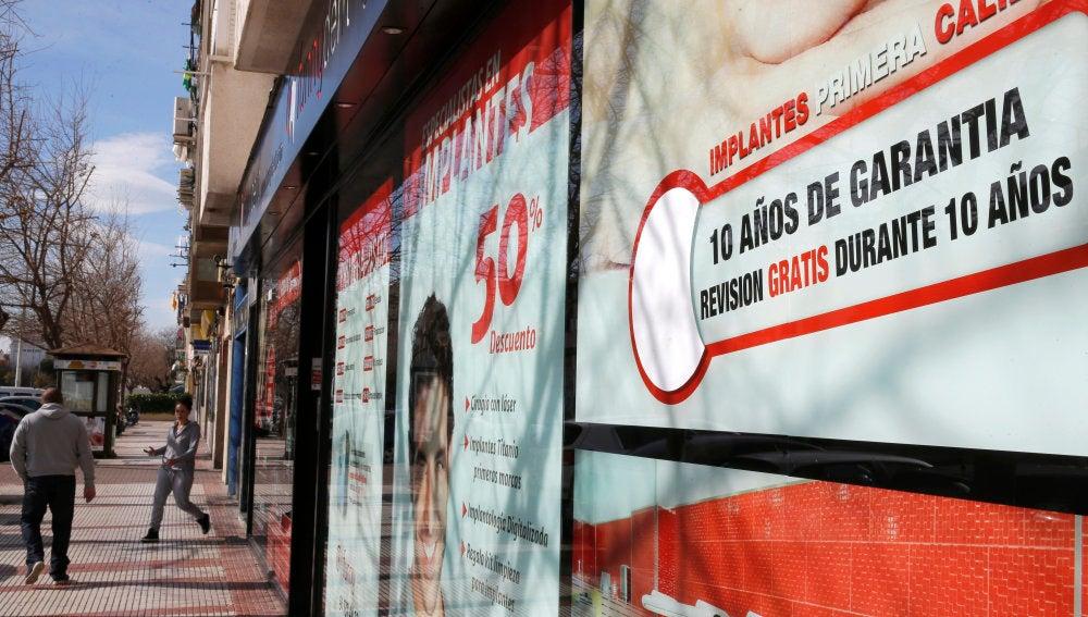 Una clínica de Funnydent en Torrejón de Ardoz (Madrid)