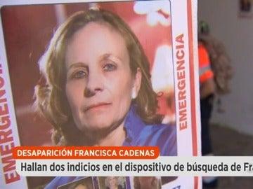 Frame 1.261983 de: Los investigadores hallan indicios significativos durante la búsqueda de Francisca Cadenas