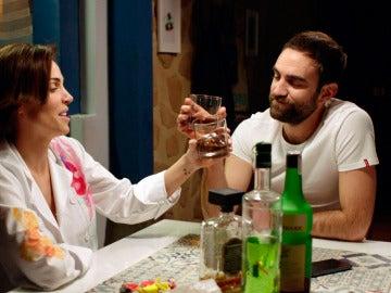 Gotzone e Iñaki brindan por el fracaso matrimonial