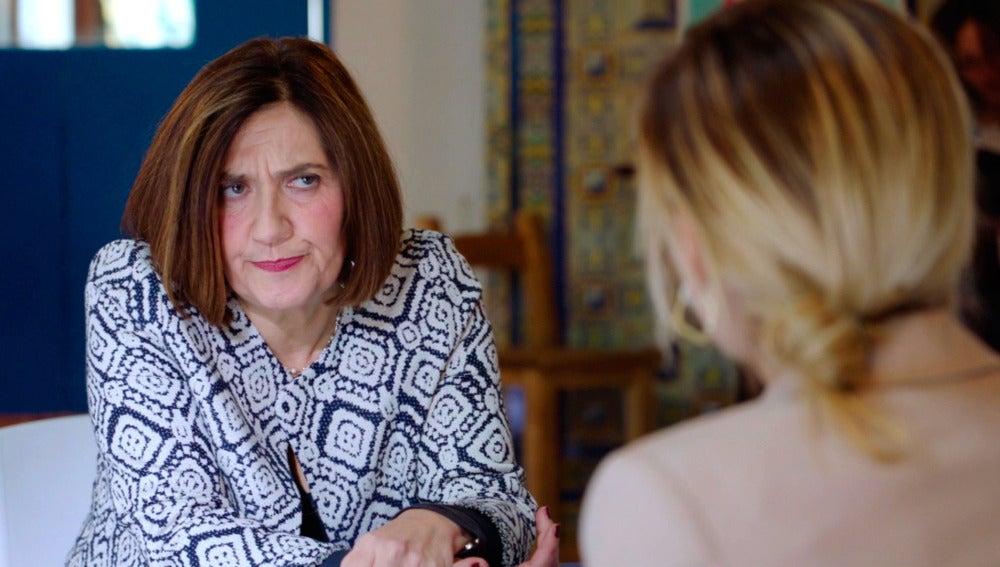 """Maritxu a Carmen: """"¿De quién es tu hijo?"""""""