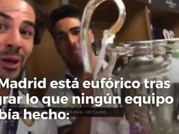 """Frame 5.870799 de: """"Esto no ha hecho más que empezar"""": La media de edad del Real Madrid asusta"""