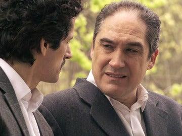Alba Novoa en el punto de mira del inspector Caldas