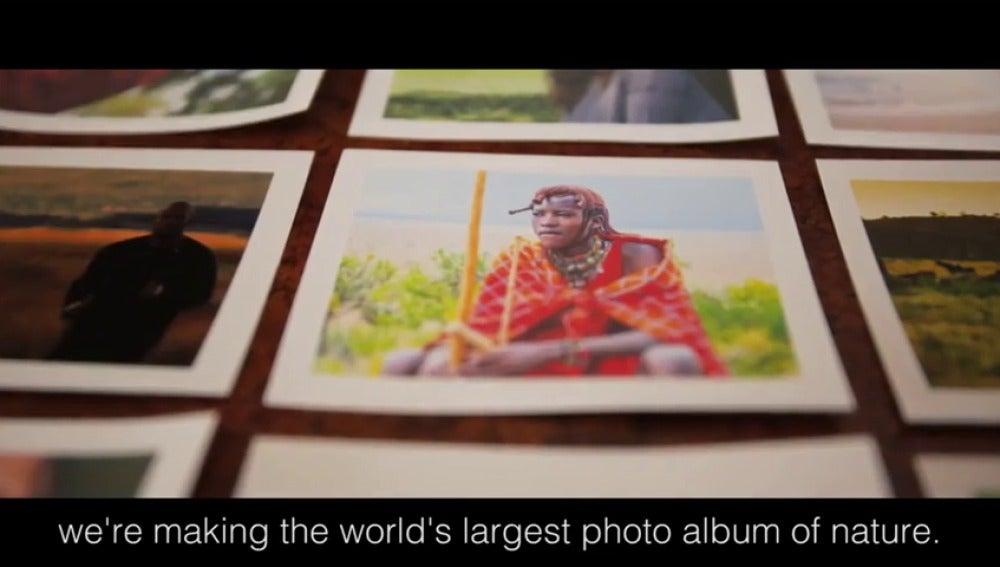 Frame 19.438014 de: La ONU propone conectar a la gente con la naturaleza con motivo del Día Mundial del Medioambiente