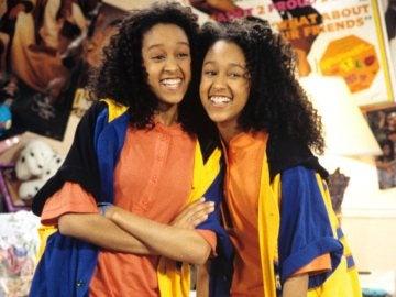 Imagen de las protagonistas de 'Cosas de hermanas'