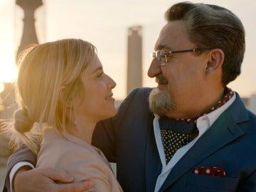 Carmen decide hacer las paces con Iñaki gracias a los consejos de Benjumea