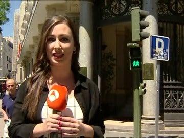 Frame 47.955768 de: Madrid instala los primeros semáforos con parejas LGTB de España