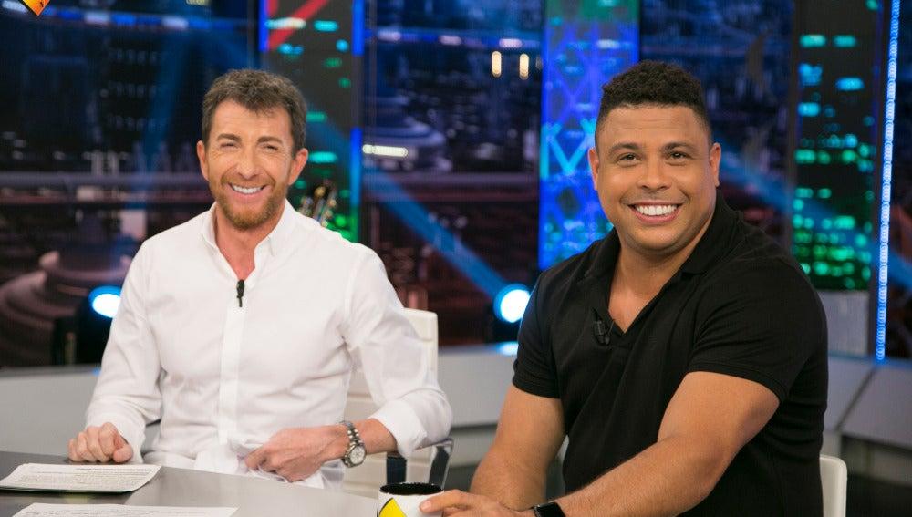 """Ronaldo Nazario: """"Hay mucho teatro en el fútbol"""""""