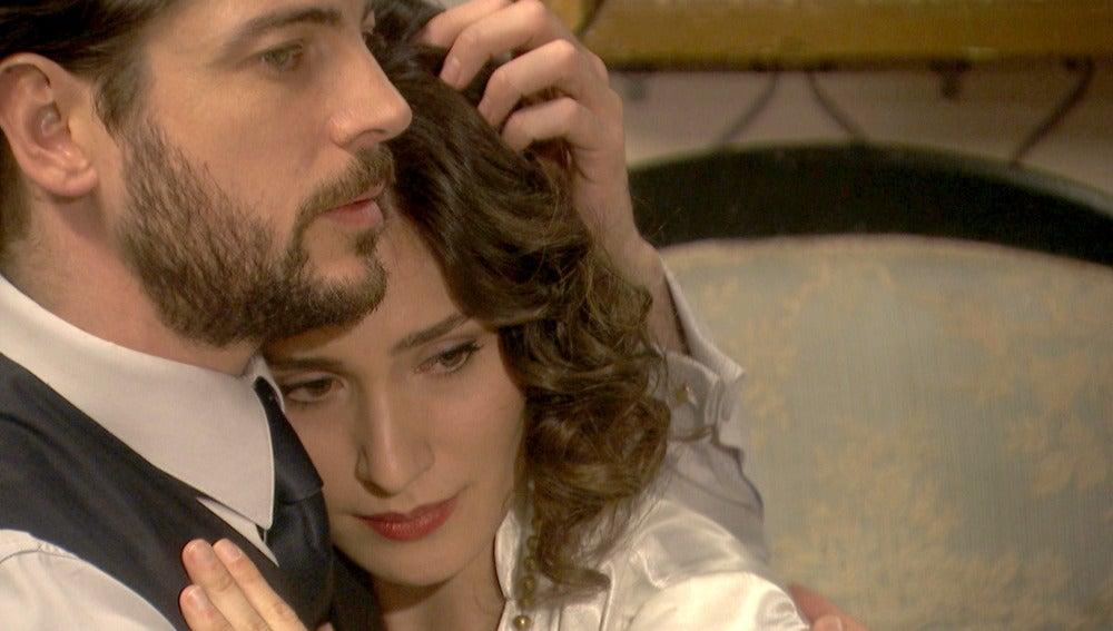 El amor de Camila y Hernando, capaz de superar cualquier adversidad