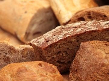 Distintos tipos de panes