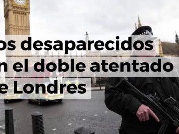 Frame 4.395555 de: Dos franceses, un británico, una australiana y el español Ignacio Echeverría, los desaparecidos en el doble atentado de Londres