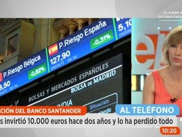 """Frame 316.071904 de: Carlos, accionista del Banco Popular: """"Compre 10.000 euros en acciones y lo he perdido todo"""""""