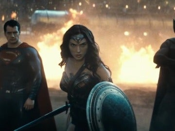 Gal Gadot en 'Batman V Superman'