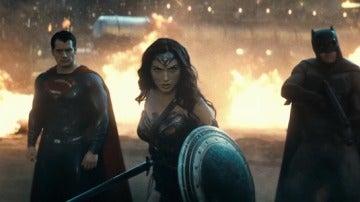 Gal Gadot en 'Batman V Superman'