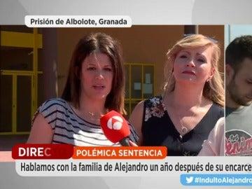 Frame 142.812344 de: Alejandro, un año después de su encarcelamiento