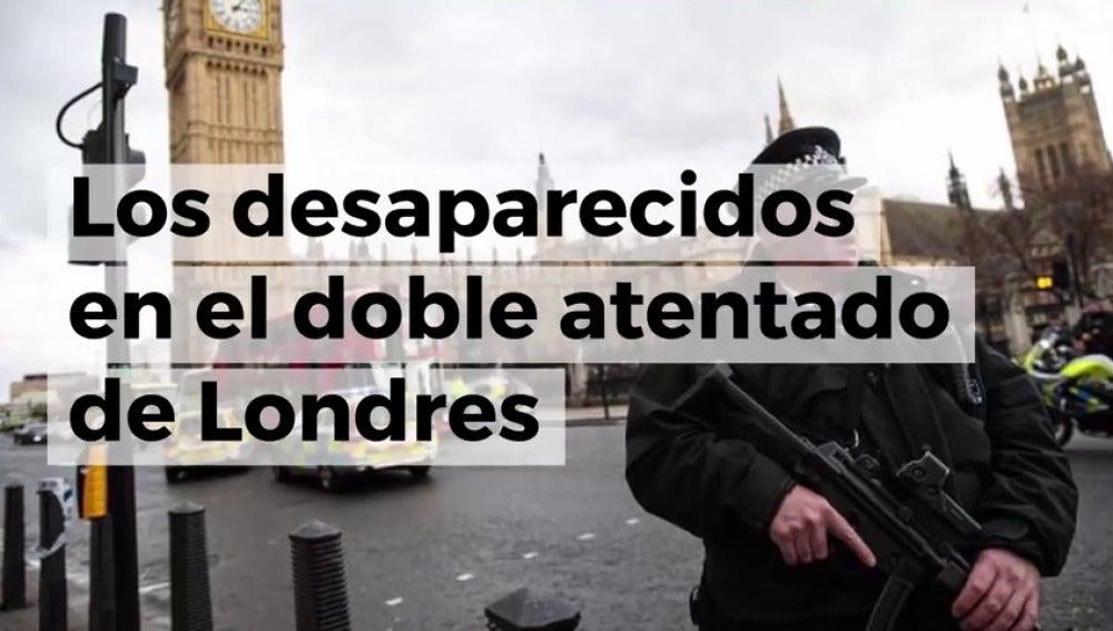 Frame 3.677797 de: Un británico y el español Ignacio Echeverría, los desaparecidos en el doble atentado de Londres