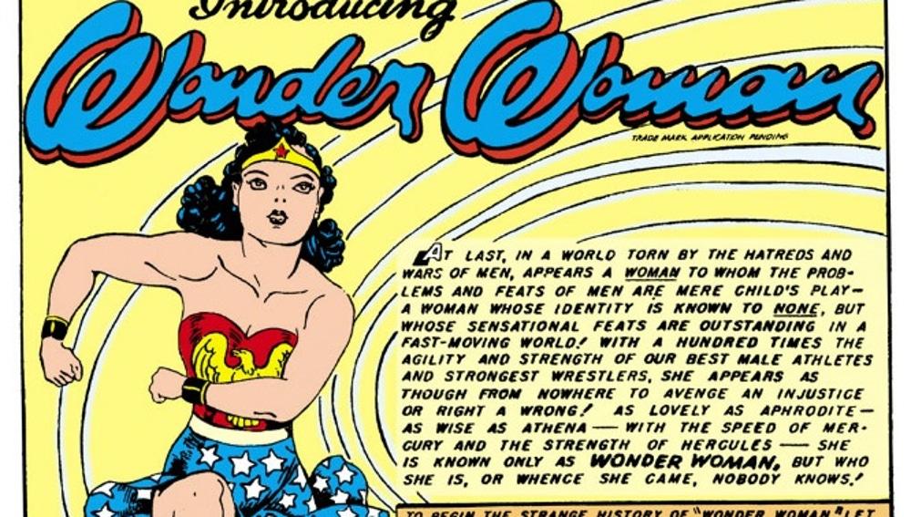 Wonder Woman en All Star Comics