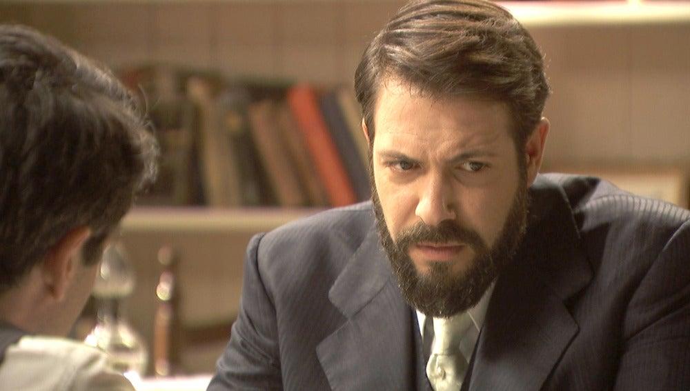 """Carmelo duda de Severo: """"¿Has denunciado a Francisca?"""""""