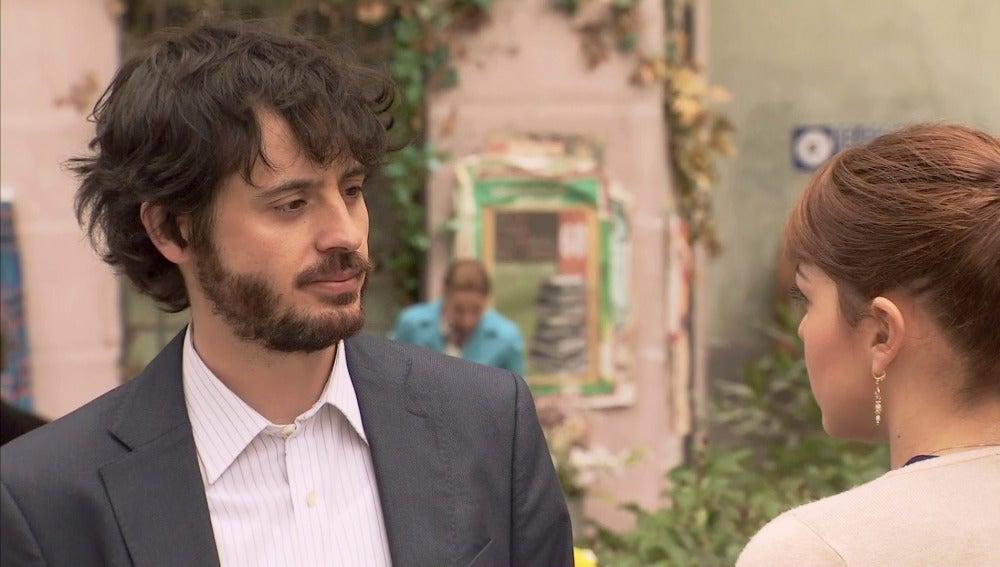 """Nuria rompe el corazón de Jaime: """"No siento por ti lo que tú sientes por mí"""""""