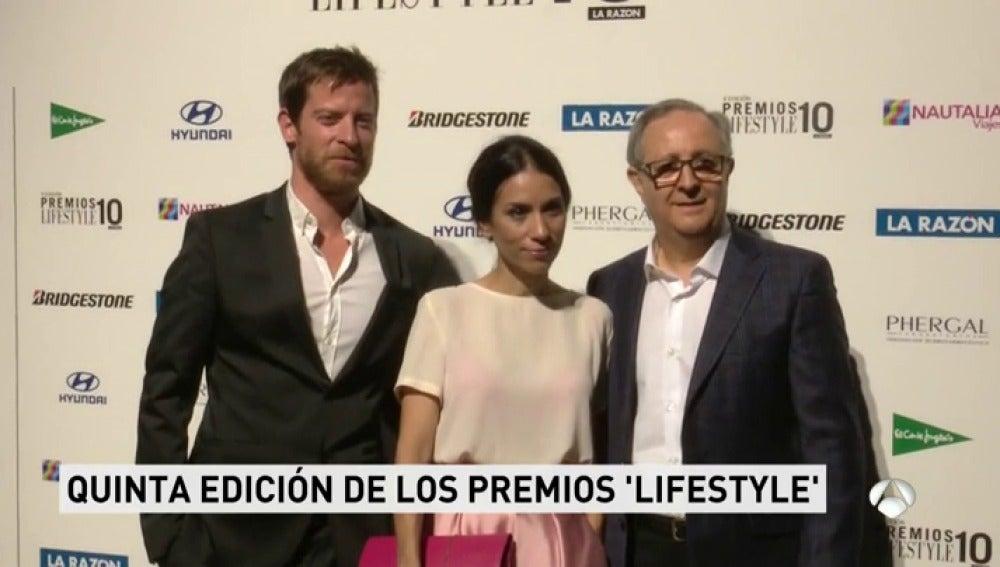 Frame 21.865709 de: 'Amar es para siempre', galardonada en los Premios Lifestyle de la La Razón