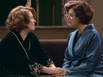 Ana María y Marta, más unidas que nunca