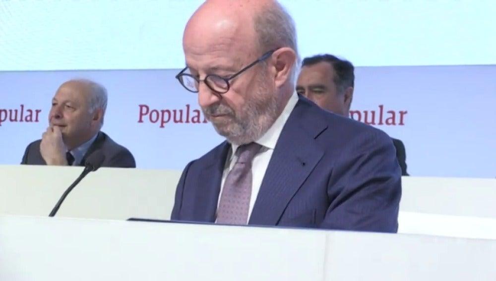 Frame 19.75995 de: El Banco Santander compra el Popular por un euro para evitar su caída