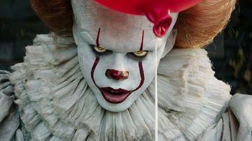 Bill Skarsgård como Pennywise en 'It'