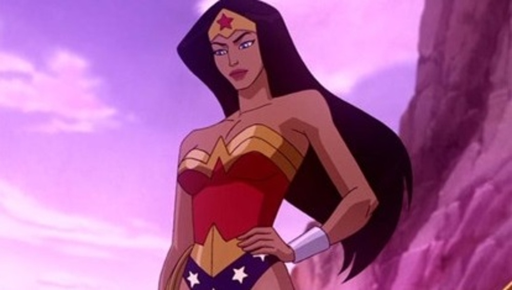 La Wonder Woman animada