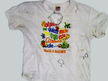 Cómo se pudo contaminar la camiseta de Asunta.