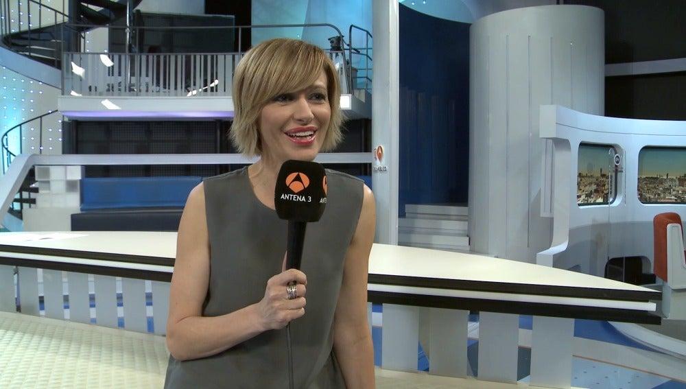 """Susanna Griso: """"Me encanta hacer cameos"""""""