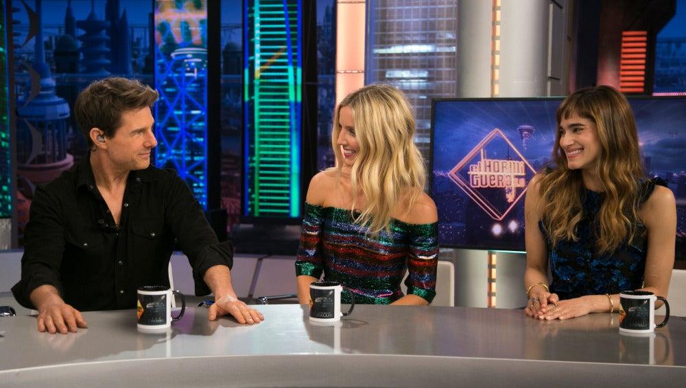 Anabelle Wallis relata cómo Tom Cruise le salvó la vida durante el rodaje de 'La Momia'