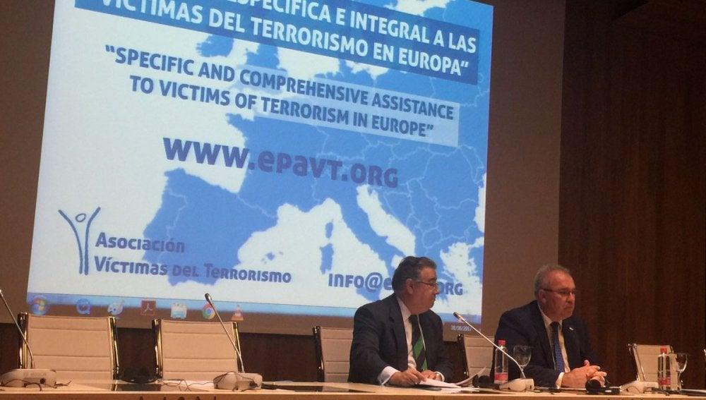 Interior cifra en 1.400 los españoles asesinados por el terrorismo, de los que 7.400 han sufrido daños personales