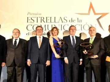 Susanna Griso recibe el premio 'Estrella de la comunicación'