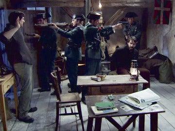 Maroto es detenido junto a Josean y los demás