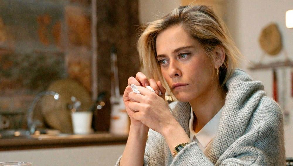 Carmen, hundida tras la infidelidad de Iñaki