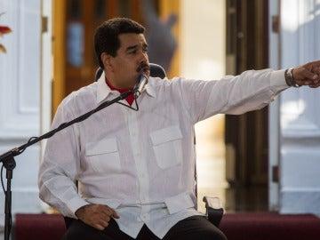 Maduro advierte a oposición sobre cárcel si sabotea comicios de Constituyente