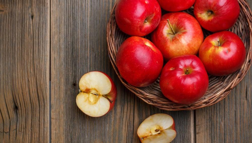 Las manzanas son el snack perfecto