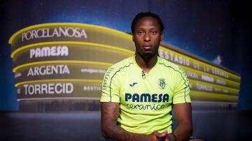 El nuevo jugador amarillo, Rúben Semedo