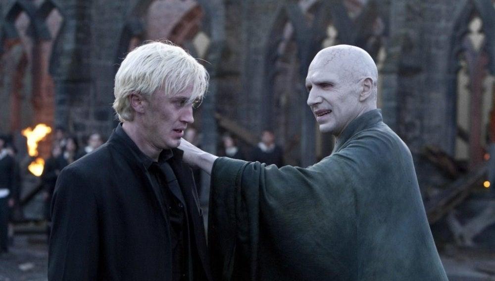 Vídeo: La escena eliminada de \'Harry Potter\' que demuestra que Draco ...