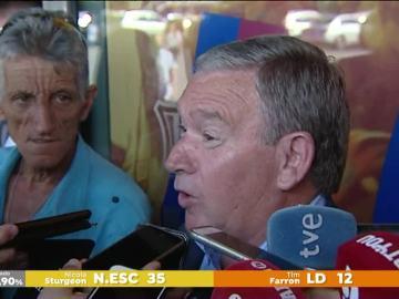 El exseleccionador nacional, Javier Clemente