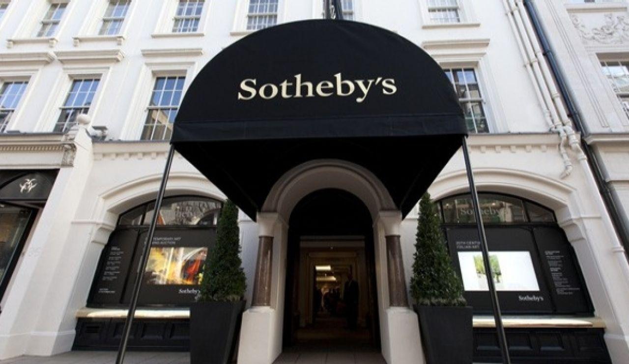 Casa de subastas Sotheby's